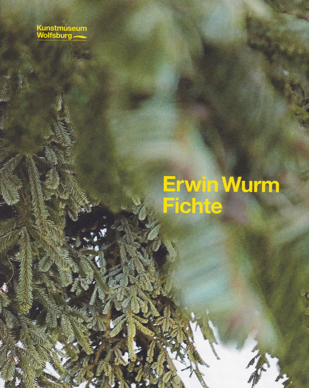 Erwin wurm monographs for Gabriele wurm