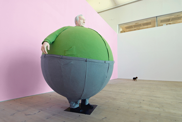 The artist who swallowed the world